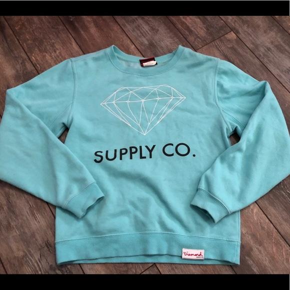3f580f4623ec Diamond Supply Co. Sweaters